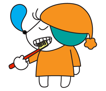 16_歯磨き